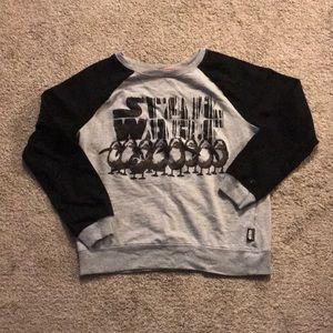 Disney Kids Star Wars shirt. Size 11/12